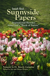 The cover of 'Sunnyside Papers,' a new book by Isaiah Reid, edited by Jim and Denise Kerwin.